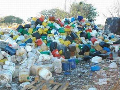 Intentan legislar sobre tratamientos de residuos agroqu�micos