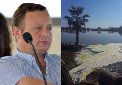 Reclaman a Antonijevic que proteja el R�o Baradero ante una empresa que lo contamina