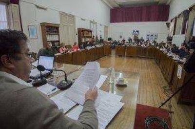 El Concejo Deliberante aprobó la derogación de la emergencia económica, financiera y administrativa