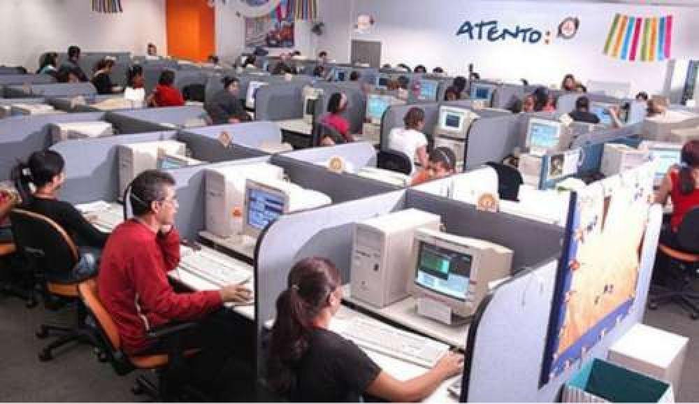 Siguen los despidos en el call center ATENTO y ya llega a 35 los trabajadores en la calle