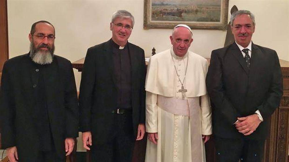 Con el impulso del Papa, se conformó el Consejo de Diálogo Interreligioso para las Américas