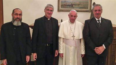 Con el impulso del Papa, se conform� el Consejo de Di�logo Interreligioso para las Am�ricas