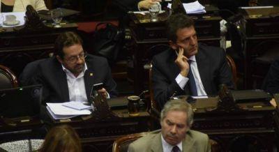 Massa presiona al Gobierno para que Vidal no frene la boleta electrónica en la provincia