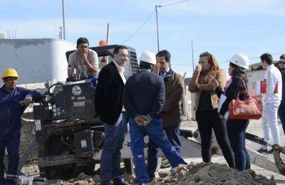 Barrio Norte: tendr� red de gas tras una d�cada de espera
