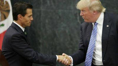 El legado de Trump en México: renunció el funcionario que arregló su reunión con Peña Nieto