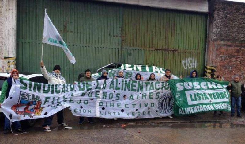STIA reclama la reincorporación de despedidos en la alimenticia Suschen