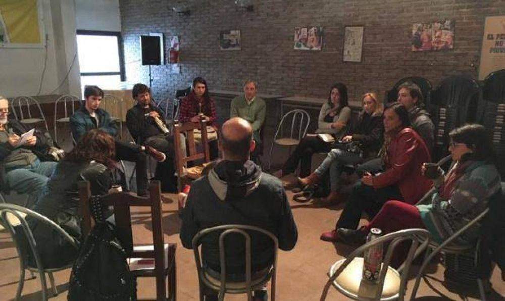 La Plata: trabajadores de prensa pusieron la lupa sobre el rol del sindicato