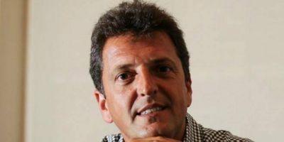 """Con fuerte presencia en Provincia, Sergio Massa fortalece su anhelada """"pata sindical"""""""