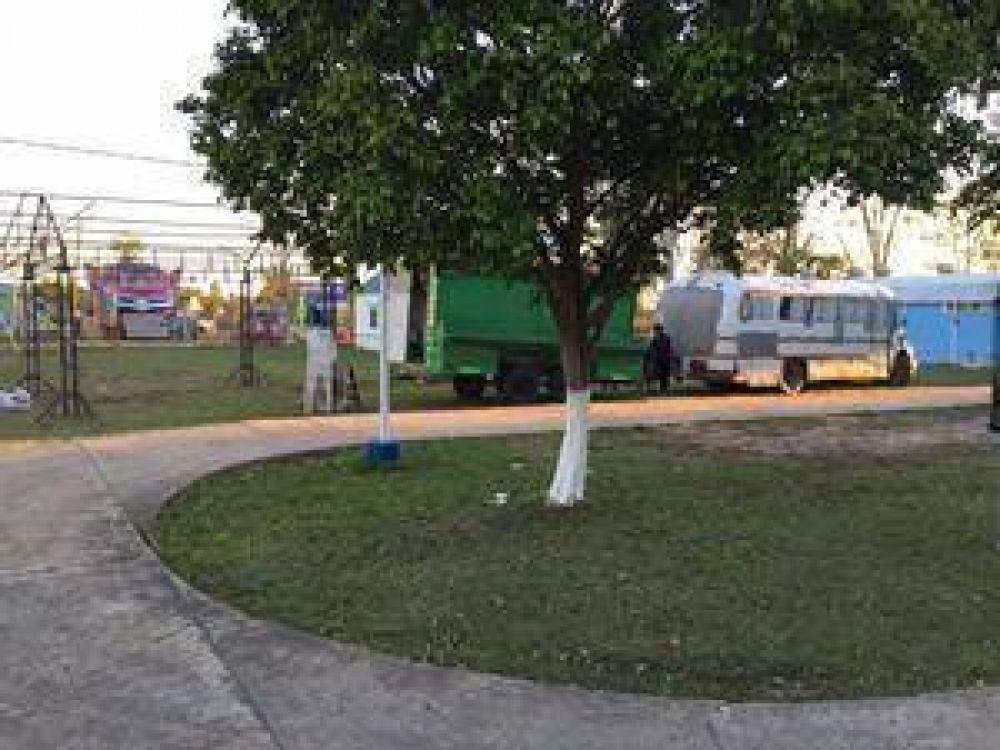 Hoy, viernes 9 de septiembre, se pone en marcha la Expo Formosa 2016