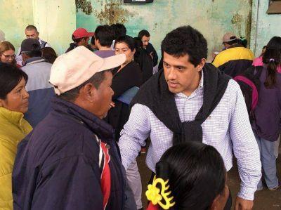 Diego Herrera confirma que se otorgaron unas 1800 jubilaciones a extranjeros