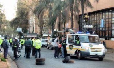 Inspectores de tránsito llegaron a un acuerdo con el ejecutivo y vuelven a sus funciones