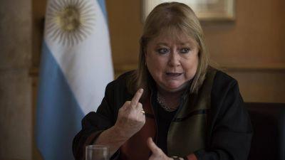 Argentina quiere asociarse con Gran Breta�a para explotar el petr�leo de las Islas Malvinas
