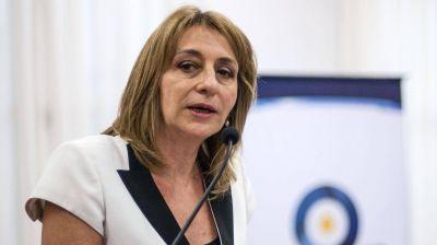 Elisa Carrió denunció penalmente a Alejandra Gils Carbó