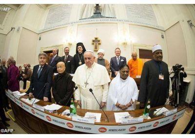 El Papa recibe a los participantes del encuentro 'América en diálogo. Nuestra casa común'