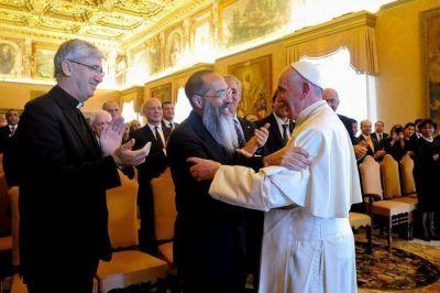 Bendice Papa instituto del diálogo interreligioso avalado por la OEA