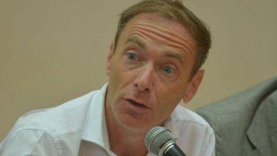 Saschrgorodsky confirmó su salida como asesor de Bahía Transporte Sapem