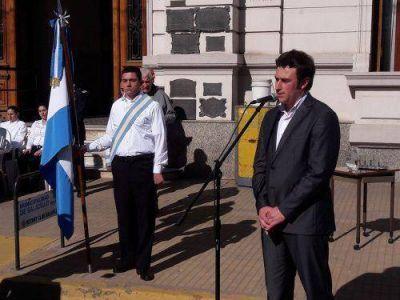 Ralinqueo: �Los municipios tienen que dar pasos seguros y responsables en materia de seguridad�