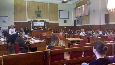 Concejo: citan a Schroeder por la situación económica