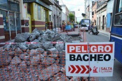 ¡Para los desprevenidos!: enterate de las obras que se desarrollan en la Ciudad