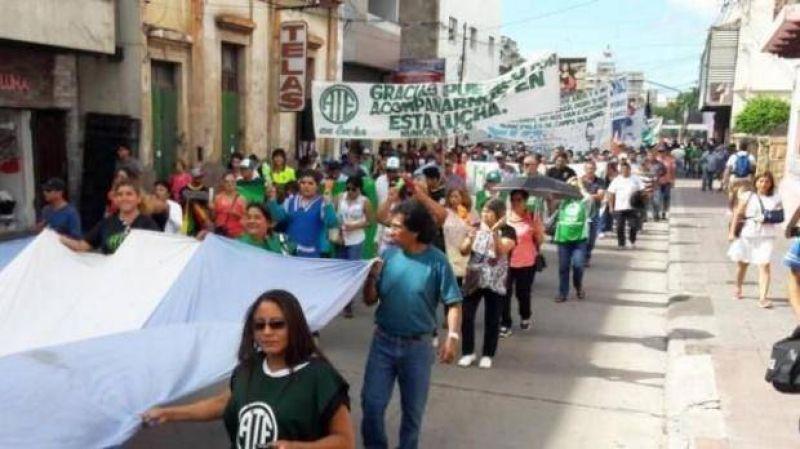 ATE se rebela: no firm� el acuerdo salarial con la Municipalidad de Or�n
