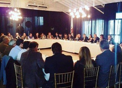 Con un mensaje de apertura se lanzó la Mesa Provincial Cambiemos en Buenos Aires