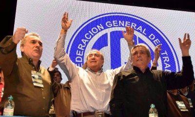 La CGT se re�ne con el Grupo Esmeralda y manda se�ales al peronismo renovador