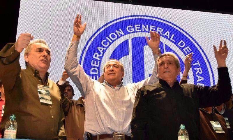 La CGT se reúne con el Grupo Esmeralda y manda señales al peronismo renovador