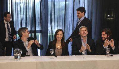 Jorge Macri acompañó a la gobernadora en el encuentro de la Mesa provincial de Cambiemos