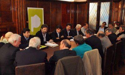 Sarquís y Lacunza recibieron a los ruralistas bonaerenses preocupados por el revalúo