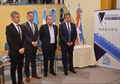 La discusión por la barrera sanitaria se trasladó al Parlamento Patagónico