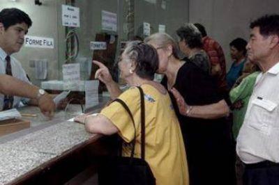 Comenzaron a cobrar los jubilados alcanzados por la Ley de Reparación Histórica