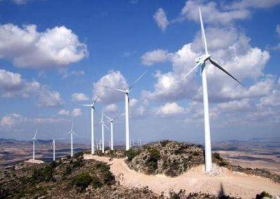 Trascienden detalles de 5 proyectos de parques eólicos para Santa Cruz