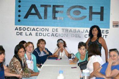 Funcionario defendió la figura del monitor ante el ausentismo docente