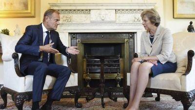 Europa presiona a Reino Unido por el Brexit