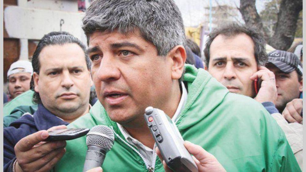 Pablo Moyano confirmó que la CGT prepara el primer paro: