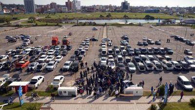 Lavado de dinero: secuestran 241 vehículos de los narcos