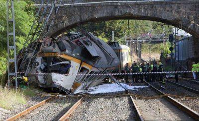 Dos argentinos resultaron heridos en el descarrilamiento del tren que dej� 4 muertos