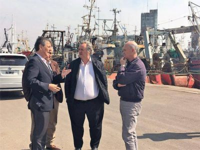 """Mar del Plata ocupa un lugar central en la agenda de la gobernadora"""