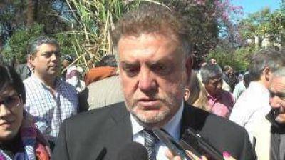 Amaya reclamó a Manzur por la coparticipación a municipios