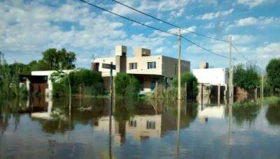 Preocupación en Funes por el destino de $5 millones para prevenir inundaciones
