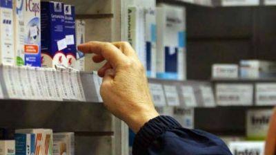 Farmacéuticos indican que se moderó la suba en precios de los medicamentos