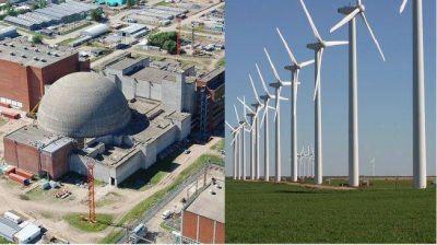 Energ�a nuclear y e�lica: �herencia recibida� y deudas pendientes
