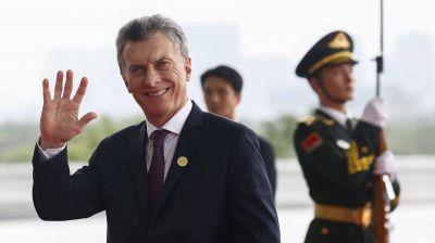 La economía comienza a darle buenas noticias a Mauricio Macri