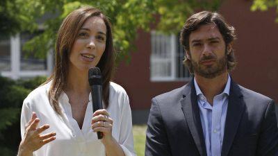 María Eugenia Vidal y la tesis del bambú para ganar en la Provincia en 2017