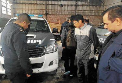 Vidal contrató a una empresa de China especializada en tecnología de seguridad