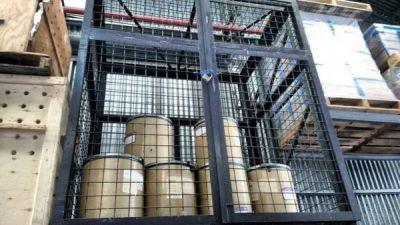 La ruta de la efedrina: el importador era un laboratorio argentino