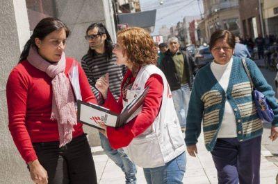 Más de 700 salteños, con Médicos sin Fronteras