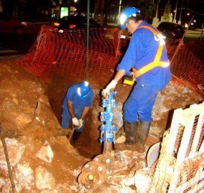 Samsa realizó trabajos en la planta potabilizadora y el servicio de agua se normalizó en Posadas