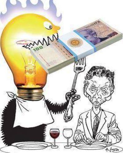 Subsidiar la energía este año costará $ 200.000 millones