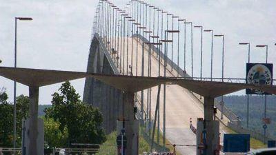 En Entre Ríos podrían construir otro puente que una Argentina y Uruguay